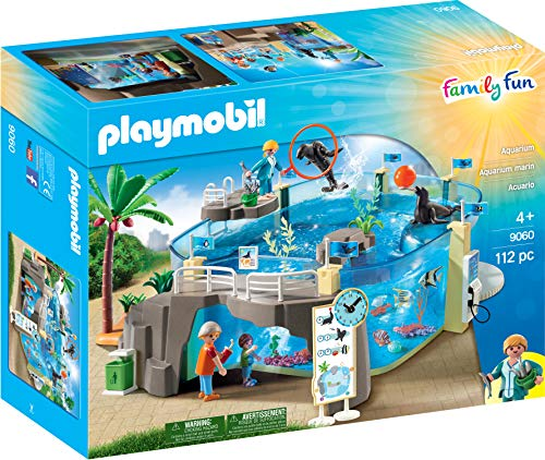 playmovil aquarium building set