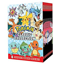 pokemon chaper book collection
