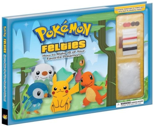 pokemon felties kit