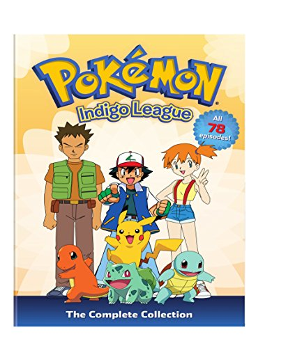 Pokemon season 1 complete DVD