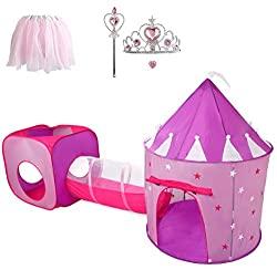 pop-up princess tent