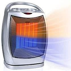 portable ceramic space heater