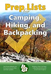 prep lists for camping book