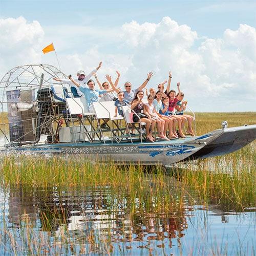 private everglades airboat adventure