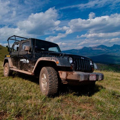 private jeep tour