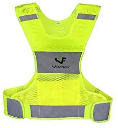reflective vest for running