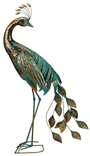 regal art peacock decor