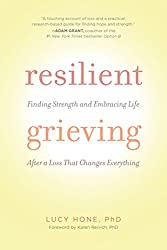 resilient grieving book