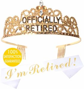 retirement party set
