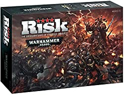 Risk warhammer 40k board game