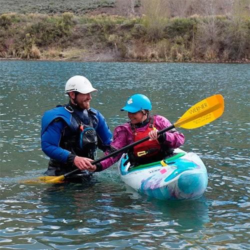 river kayaking lessons