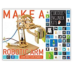 robotic arm toy kit