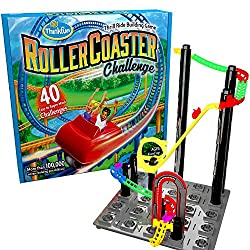 rollercoaster and building game