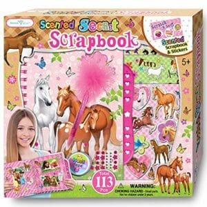 scented scrapebook gift
