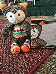 scentsy buddy olympia owl