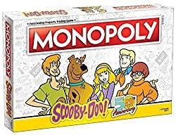 scooby-doo monopoly