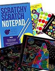 scratch paper art kit