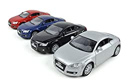 set of 4 2008 Audi TT coupe models