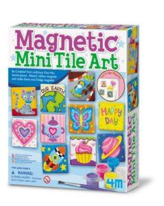 set of 4M magnetic mini tile