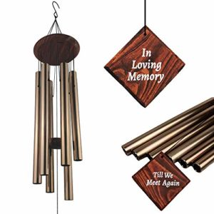 set of wind chimes