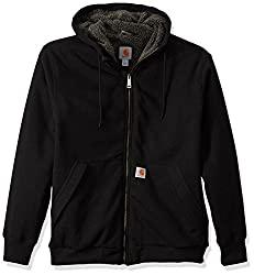sherpa lined hoodie