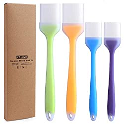silicone basting brushes set