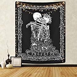 skeleton tapestry
