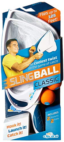 Sling ball game of catch