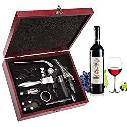 smaier wine kit gift set
