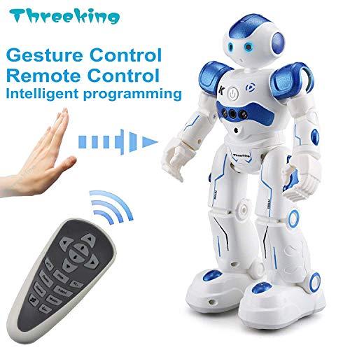 smart remote control robot