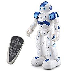 smart sensing RC robot