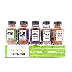 smoked spices gift set