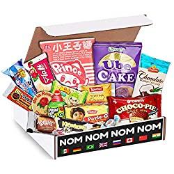 snack sampler box