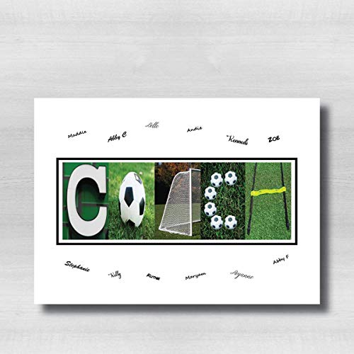 soccer print