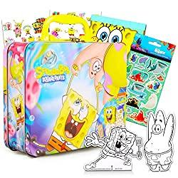spongeBob activity box