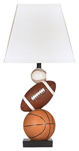 sport table lamp