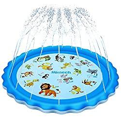 sprinkler pool