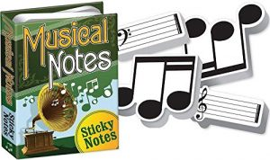 sticky notes booklet