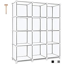 storage shelves