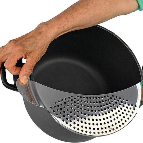 pot strainer