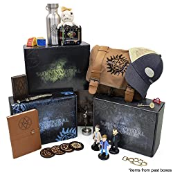 supernatural mystery gift box