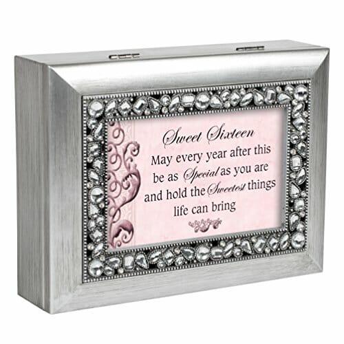 jewelry box for sweet sixteen birthday