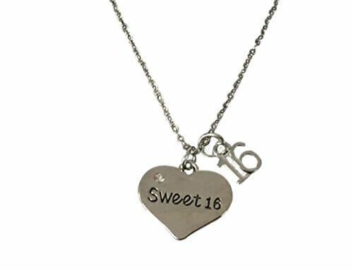 sweet sixteen silver chain