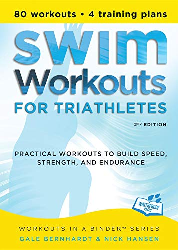 Swin workouts for triathletes book