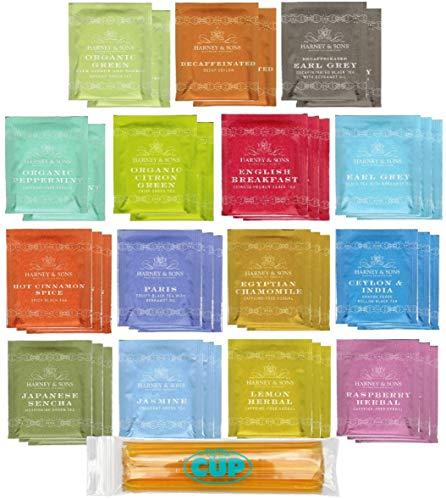 tea bag sampler