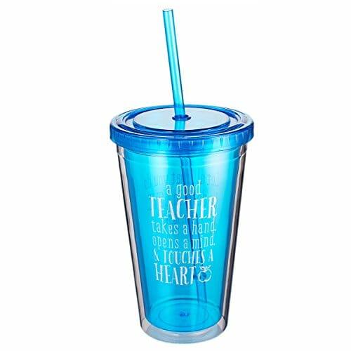 plastic novelty mug for teachers