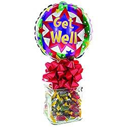 teddy bear balloon gift