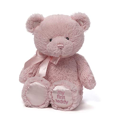 teddy bear plush pink
