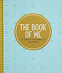 The book of me-journal and scrapbook