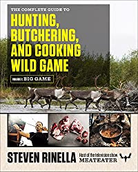 The complete guide to hunting book